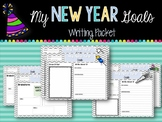 My New Year Goal Writing Packet