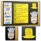 My New Year's Resolutions Lapbook - Goal Setting Writing Activity