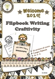 My New Year's Resolutions for 2018 and 2019 Flipbook Craftivity