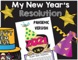 My New Year's 2018 Resolution Craftivity