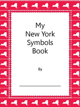 My New York Symbols Book