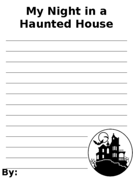 My Night in a Haunted House