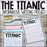 My Night on the Titanic Imaginative Narrative & Craft