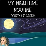 My Nighttime Routine: Cards for Visual Schedules