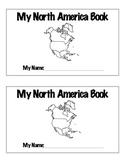 My North America Minibook
