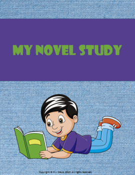 My Novel Study Package