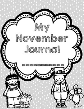 My November Journal