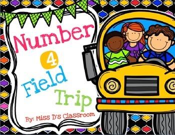 Number 4 Field Trip!