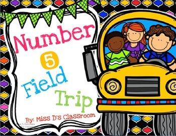 Number 5 Field Trip!