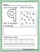 My Number Activity Book 11-30