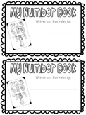 My Number Book 0-10 and More!