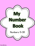 My Number Book 0-30