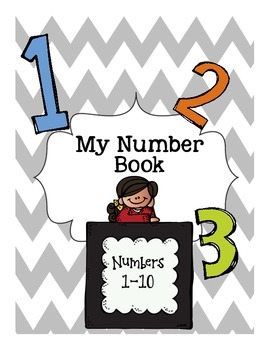 My Number Book (1-10)