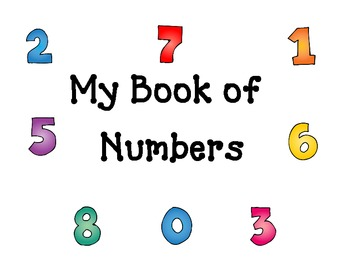My Number Book 1-10