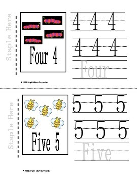 My Number Book 1-12