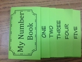 My Number Book 1-5