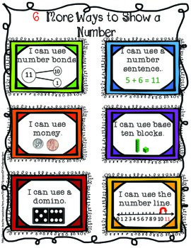 My Number Book 11 -20 {Common Core Aligned}