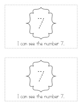 My Number Books - 7 [Seven]