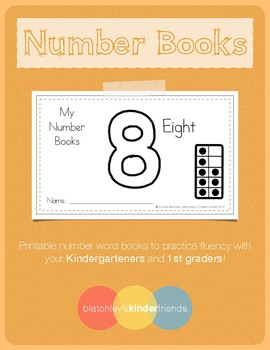My Number Books - 8 [Eight]
