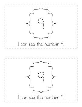 My Number Books - 9 [Nine]