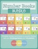 My Number Books - BUNDLE