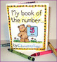 My Number Books Learning Activity Download