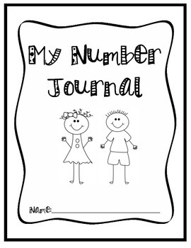 My Number Journal