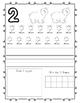 My Number Practice Book 1-10
