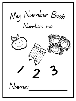 My Number booklet (1-10)