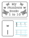 My Numbers Book: 1-10