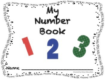 My Numbers Book 1-10
