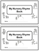 My Nursery Rhyme Book