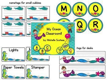 My Ocean Classroom