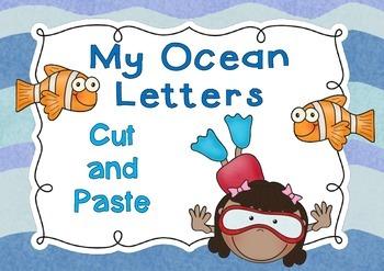 My Ocean Letters