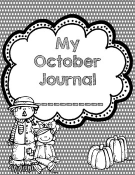 My October Journal