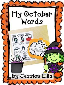 My October Words