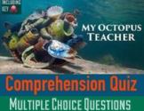 My Octopus Teacher Multiple Choice Question Comprehension