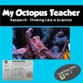 My Octopus Teacher Research