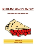 My Oh My! Where's My Pie? First Graders Learn About Laws