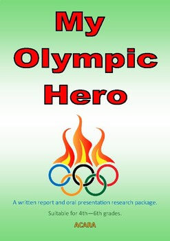 Olympic Hero - Research