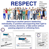 Respect Lesson and PowerPoint