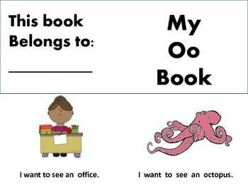 My Oo Book
