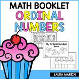 Ordinal Numbers Booklet