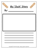 """My """"Ouch"""" Story - Writing Activity"""
