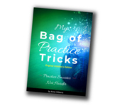 Music Practice Tips - My Bag of Tricks! - Distance Learning Friendly