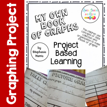 Project Based Learning: My Own Book of Graphs