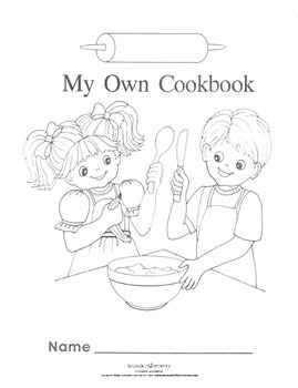 My Own Cook Book