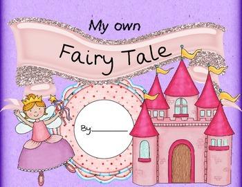 My Own Fairy Tale Book