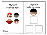 My Own Feelings Book