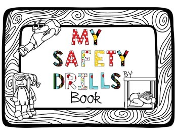 My Own Safety Drill Book
